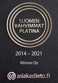 Suomen vahvimmat platina